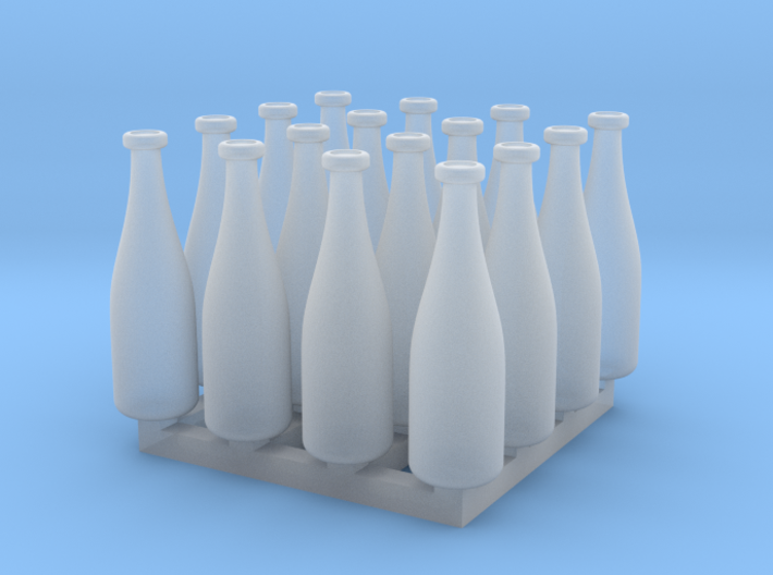 WineBottles 1x35scaled 3d printed