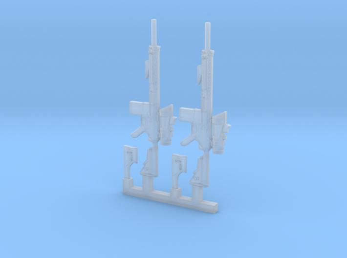 2 L129A1 3d printed