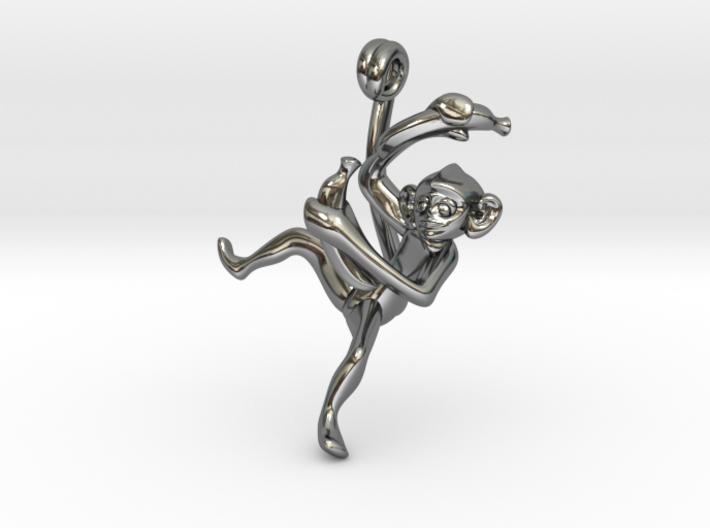 3D-Monkeys 201 3d printed