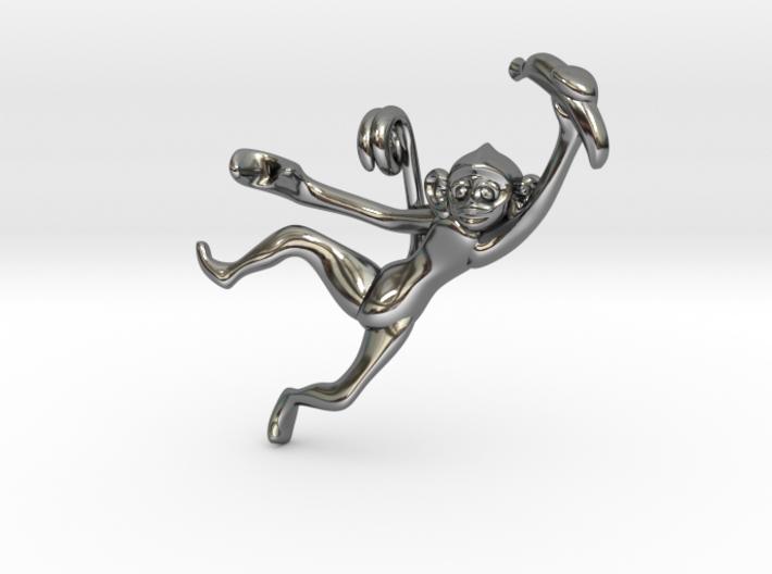 3D-Monkeys 208 3d printed