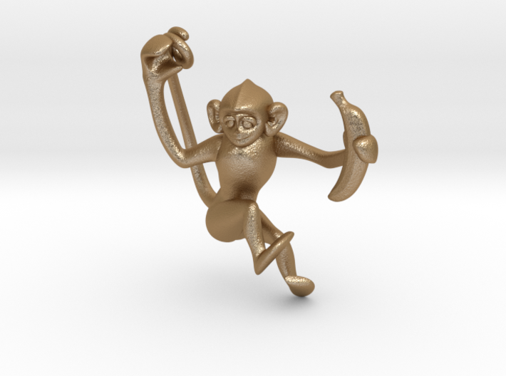 3D-Monkeys 221 3d printed