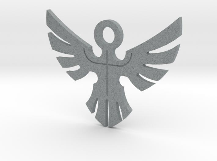 Duke's Pendant - Yu-Gi-Oh! Darkside of Dimensions 3d printed