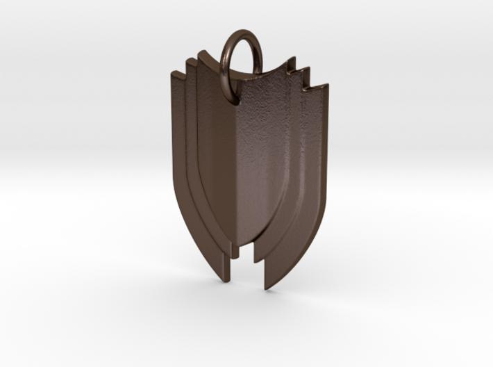 Shield 3d printed