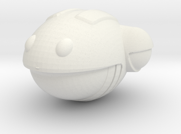 Have A Nice Day - Smiley Face - Low Poly - Standle 3d printed