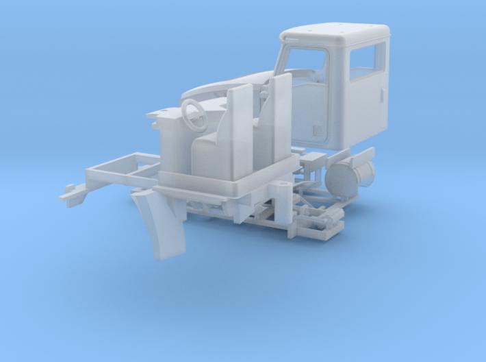 1/64 Truck Cab #2 CT660 3d printed