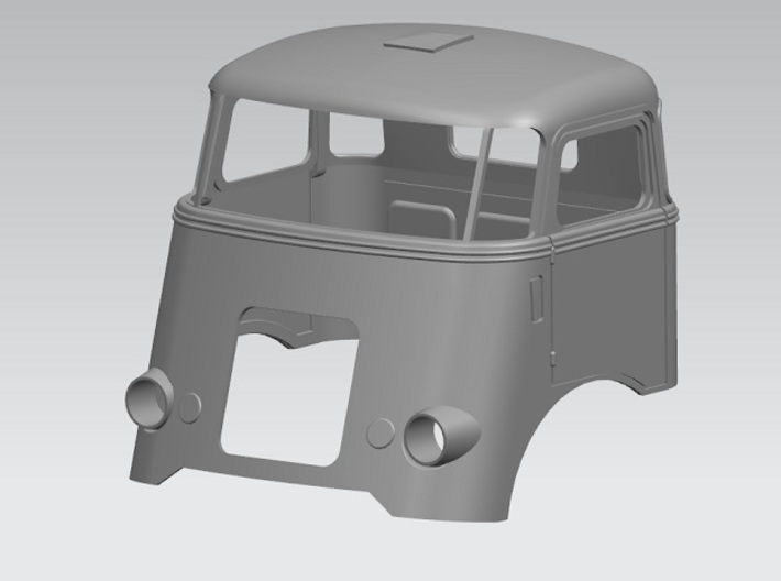 Grill-6-SP-cab 3d printed