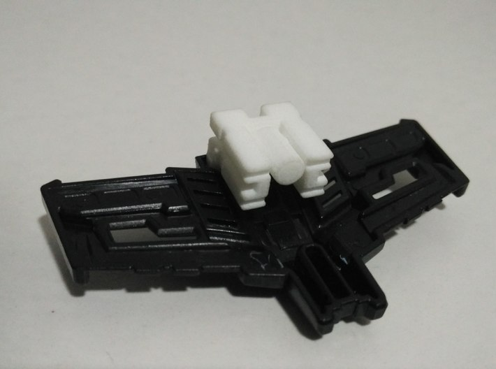 Defensor Add-on 3d printed