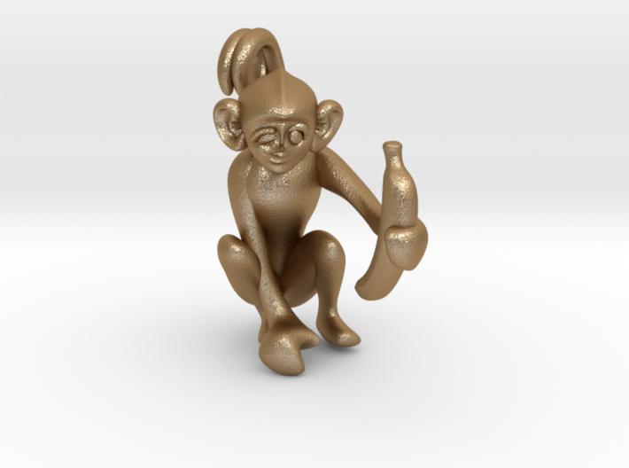 3D-Monkeys 334 3d printed
