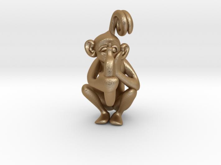 3D-Monkeys 335 3d printed