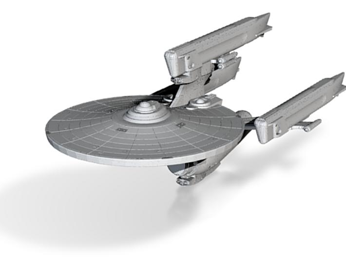 Federation Class Mk VI Heavy Dreadnought 3d printed