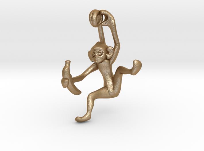 3D-Monkeys 300 3d printed