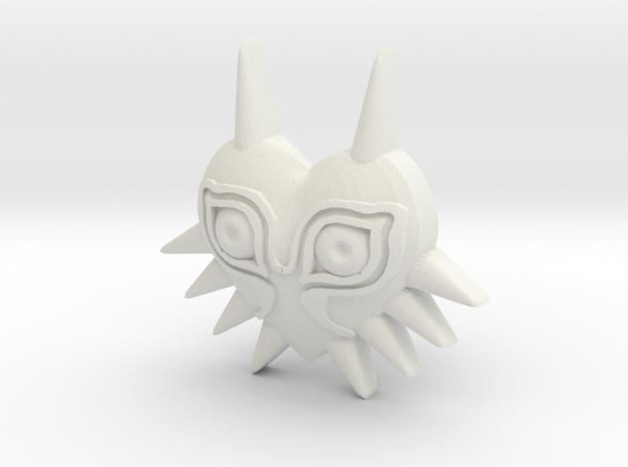 Majora Lego Mask Zelda 3d printed