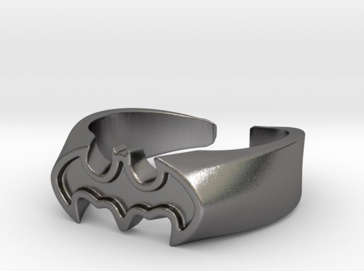 Bat Man Ring 3d printed