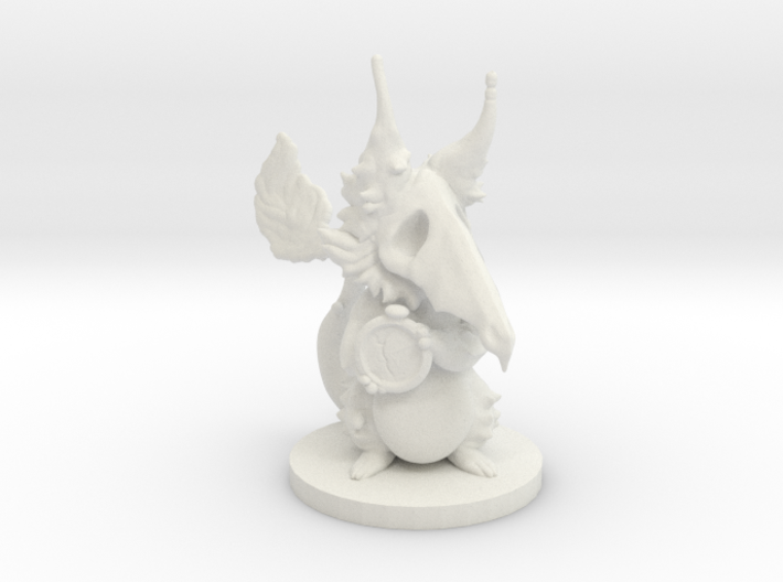Real Monsters: Anxiety 3d printed