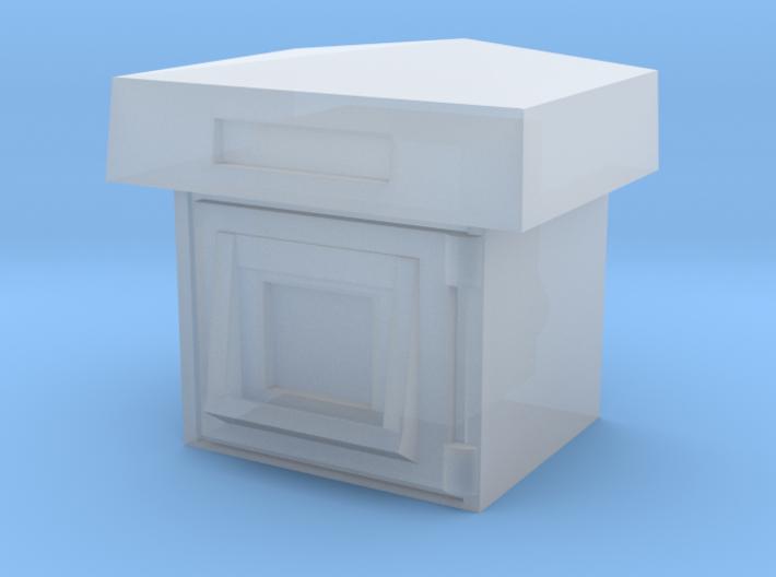 S1-410 Feuermelder 3d printed