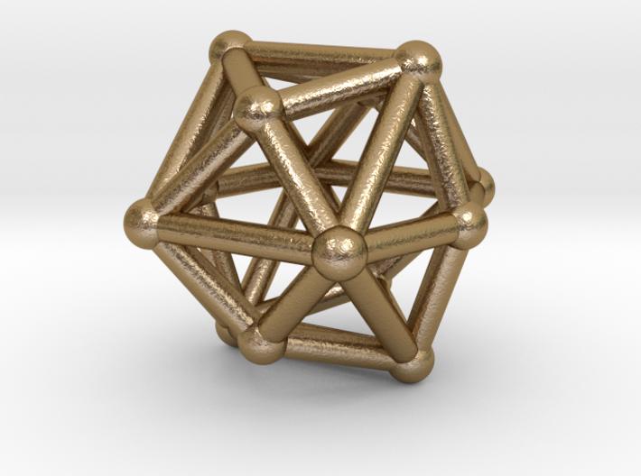 0332 Tetrakis Hexahedron V&E (a=1cm) #002 3d printed