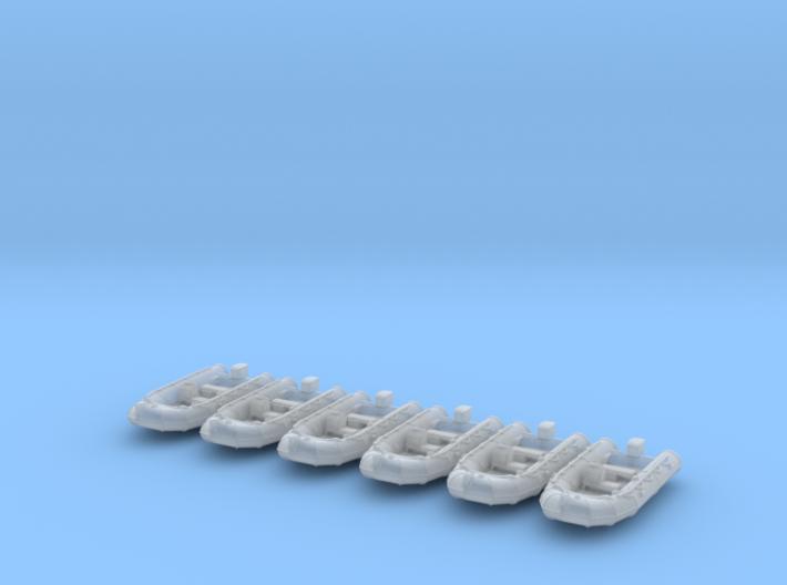 Zodiac 01. Z Scale (1:220) 3d printed