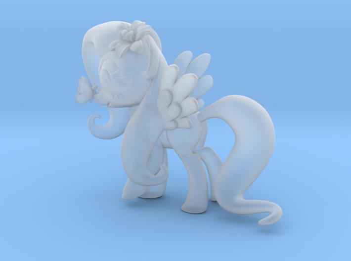 Fluttershy 1 Full Color - L1 3d printed
