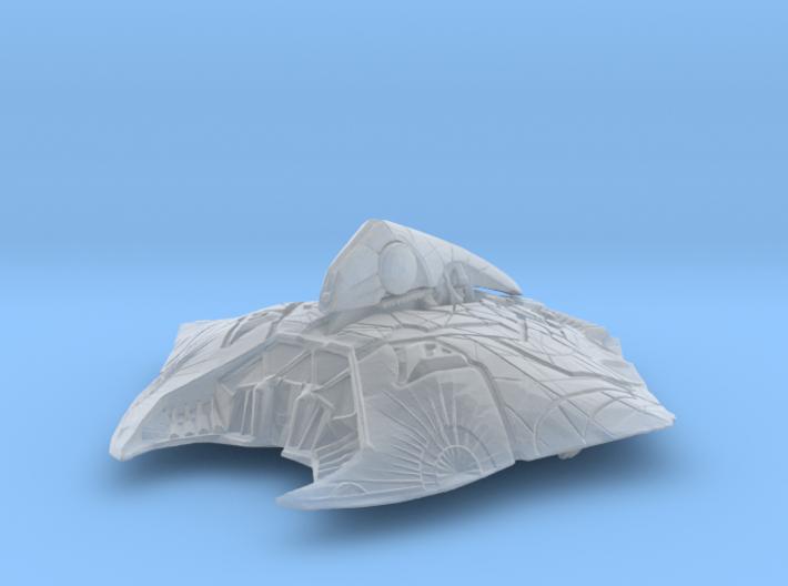 ID4 Alien Attacker-big 3d printed