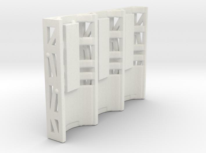 Zero Gravity Cage 3d printed