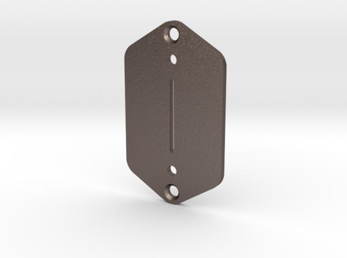Jaguar Plate - Tele/Strat switch 3d printed