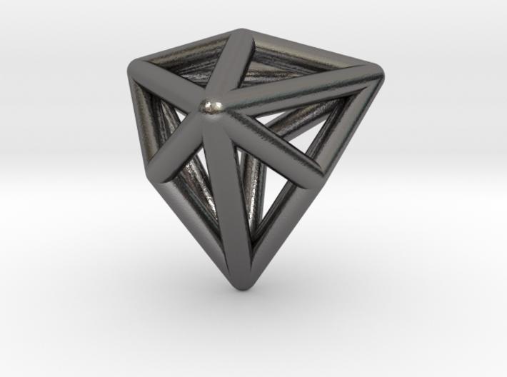 0337 Triakis Tetrahedron E (a=1cm) #001 3d printed