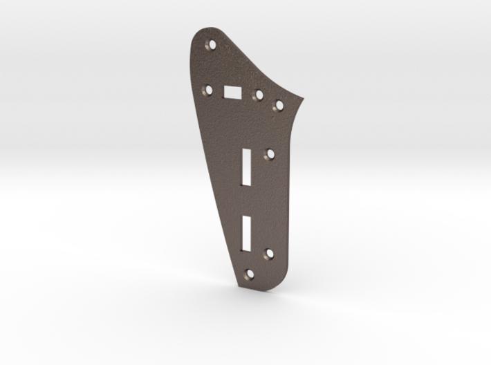 Jaguar Rhythm Circuit Plate - Standard 3d printed