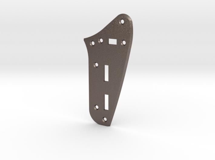 LH Jaguar Rhythm Circuit Plate - Standard Bevel 3d printed