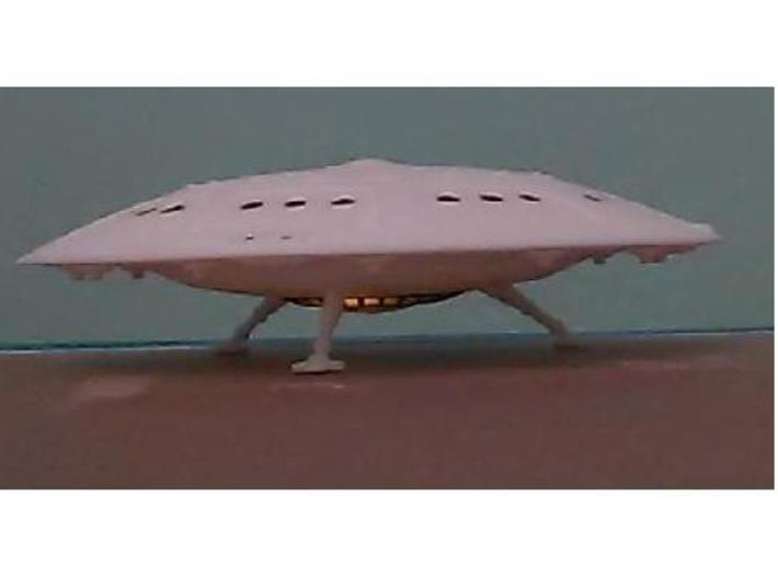 5 inch Diameter Advanced Saucer Kit Parts - 1 3d printed Blinking Light Unit Not Included
