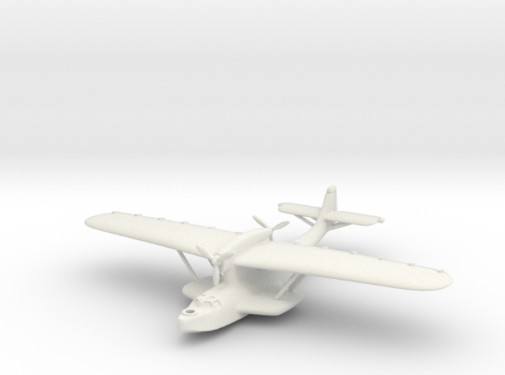 Dornier Do 18D 1/200 3d printed