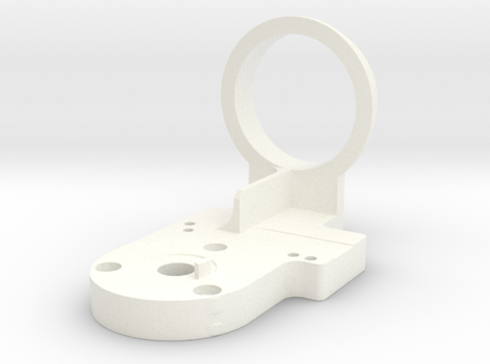 DJI Phantom 3 STANDARD Roll Arm Gimbal Replacement 3d printed