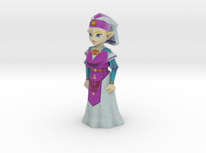 Zelda Young - 70mm 3d printed