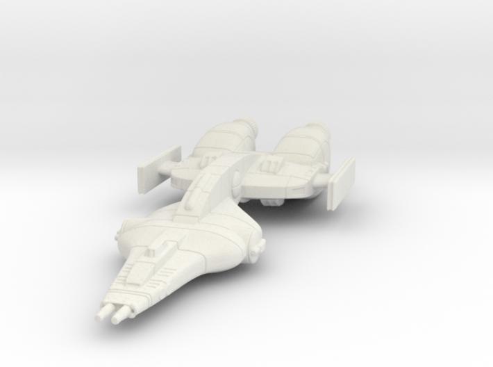 Galaxy Alliance ship 3d printed