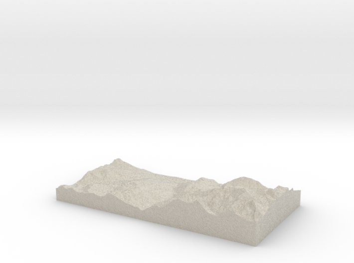 Model of Bionnay 3d printed