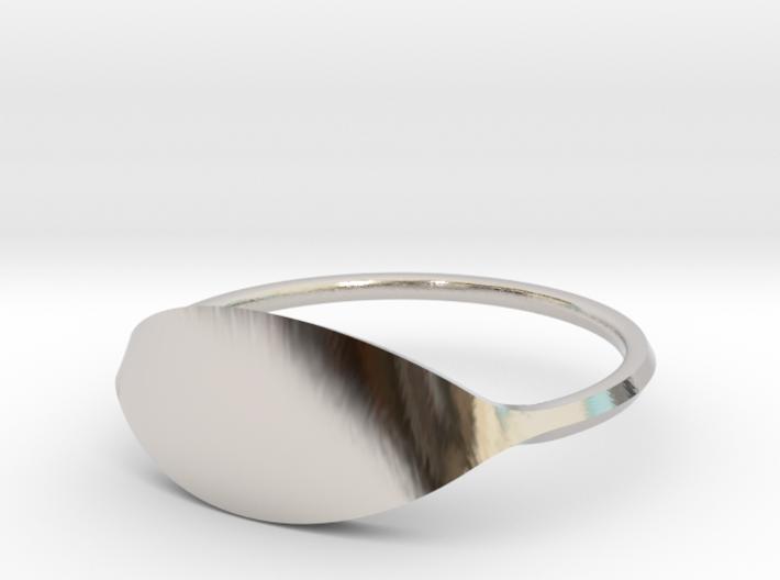 Eye Ring Size 6 3d printed
