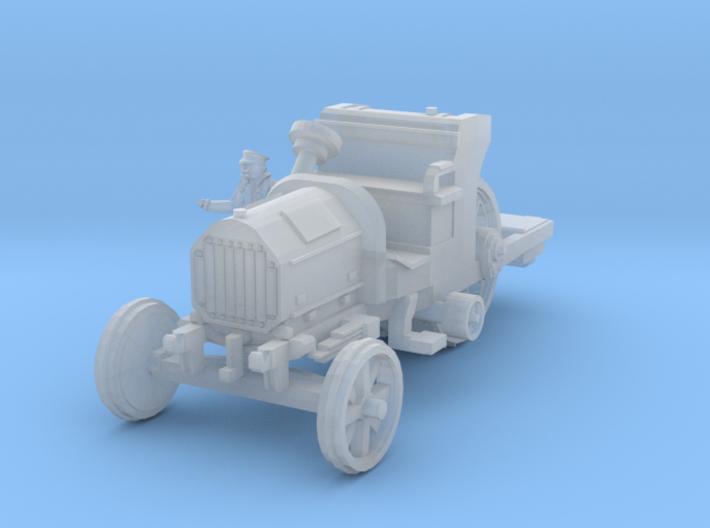 Daimler Pflugschlepper (TT 1:120) 3d printed