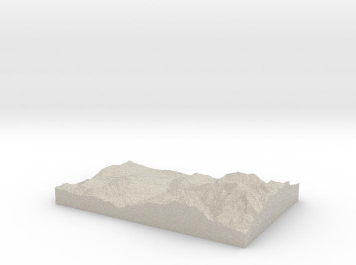 Model of Bionnassay 3d printed