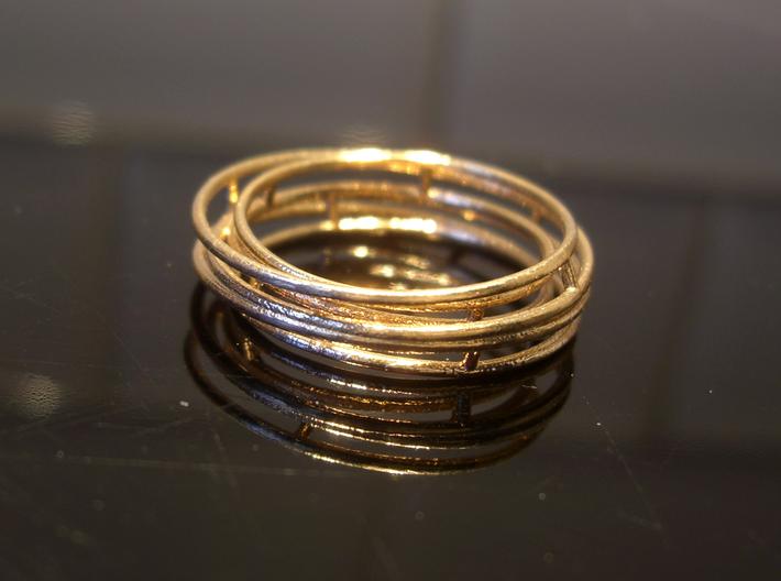 Orbital ring 3d printed