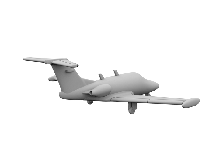 1:400 - Eclipse 500 3d printed