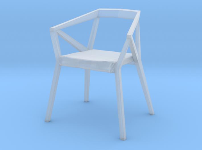 1:24 YY Chair 3d printed