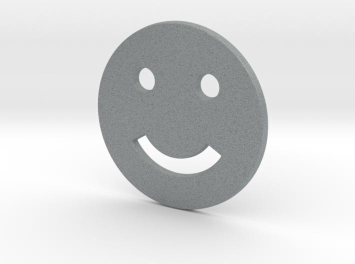 Smily Face 3d printed