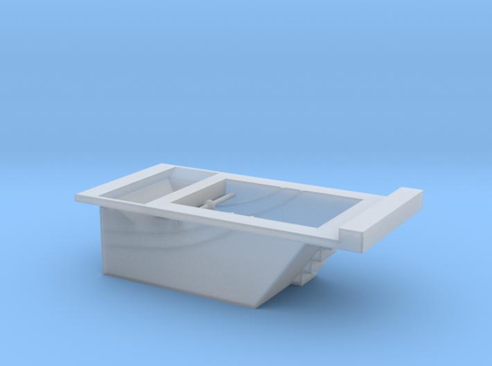 S F-M Single Track Pit V2 3d printed