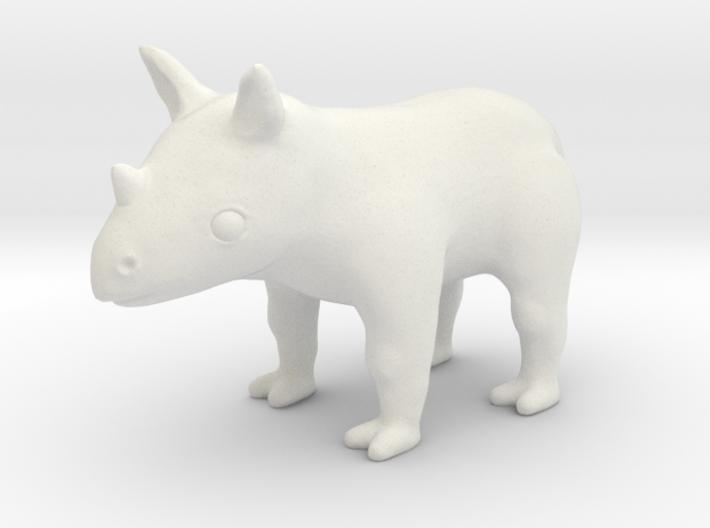 Mini Monoceros 3d printed