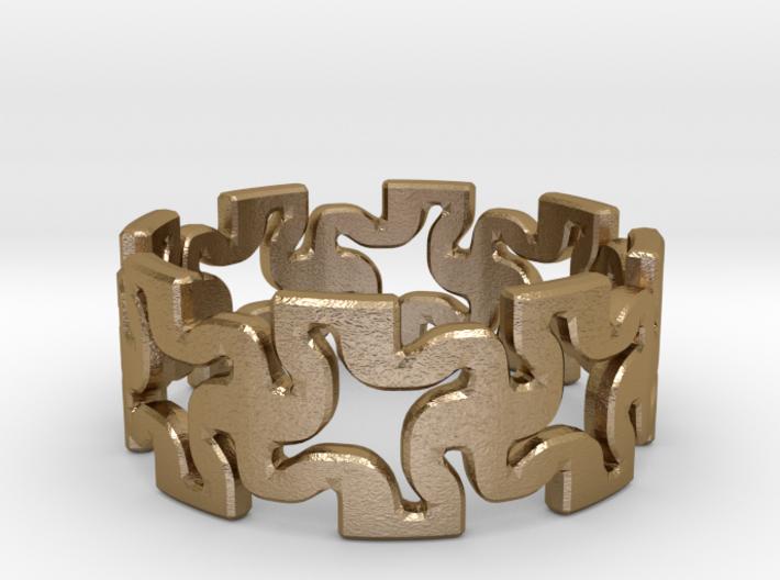 MCG Ring A 3d printed