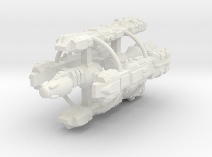 Colonial Transport 3d printed