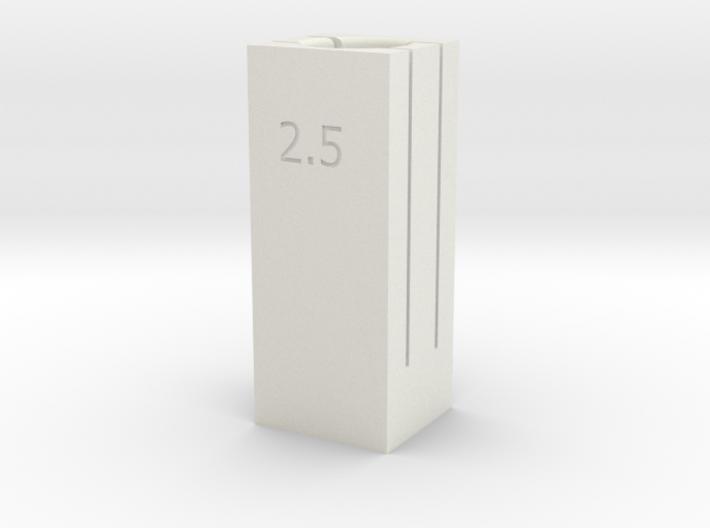 6/9 Tube Cutter 2.5/2.6 Dual Depth 3d printed