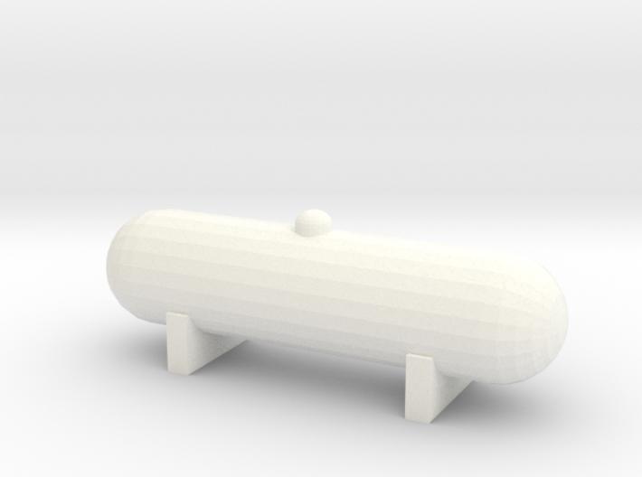 Propane Tank (1:160) 3d printed
