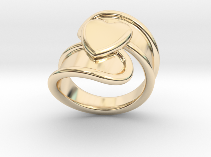 Valentinodayring 32 - Italian Size 32 3d printed