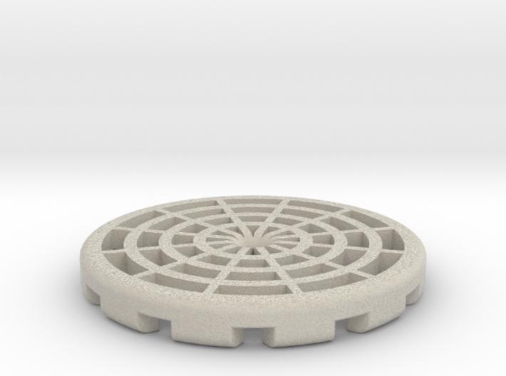 Coasters - Part Studio 1 3d printed