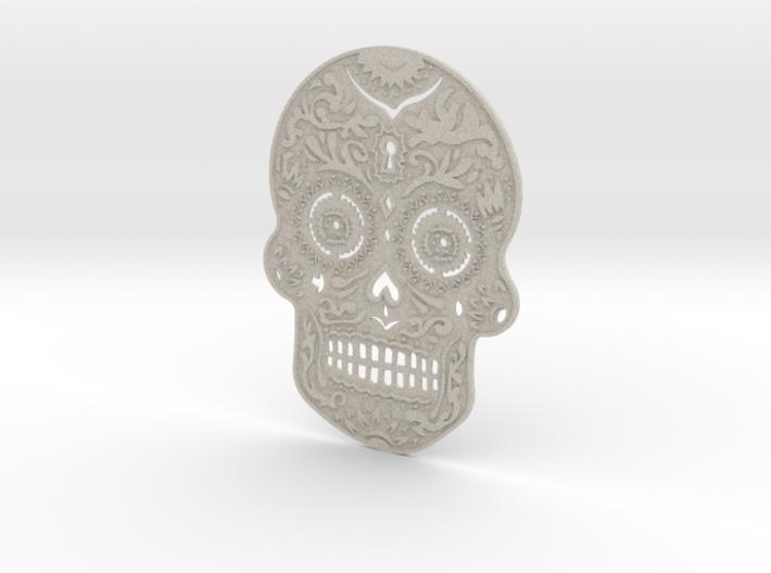 SKULL 3.0 3d printed